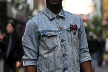 On the Street… Posh Denim