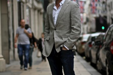 On the Street…New Bond Street