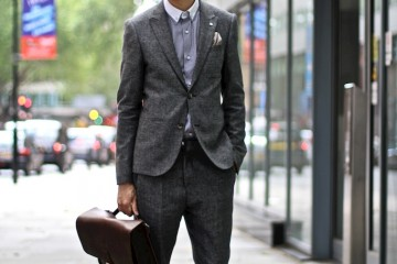 LCM – Grey Suit
