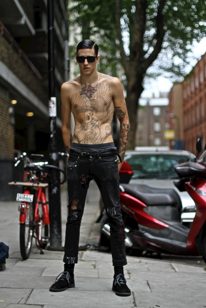 On the Street…Miles Langford » THEURBANSPOTTER