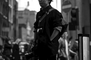On the Street…. Photographer Yu on the Prowl