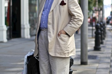On the Street…Sloane Square