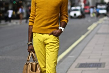 On the Street…Yellow Summer