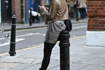 On the Street…Hoxton Square