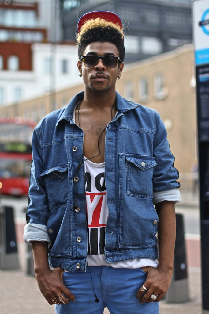 On The Street East London Street Style Theurbanspotter