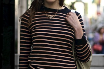 On the Street…Amber
