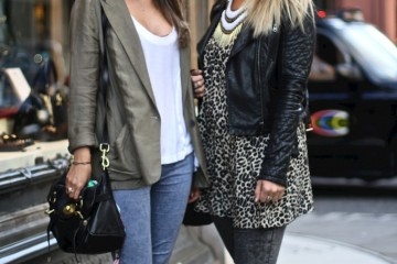 On the Street…Friends
