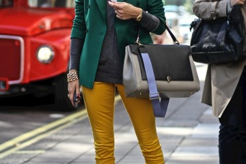 On the Street…Olivia Palermo