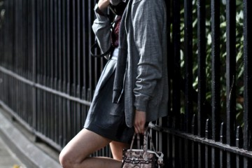On the Street… Rei Shito シトウレイ