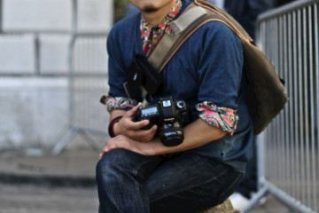 On the Street…Yu