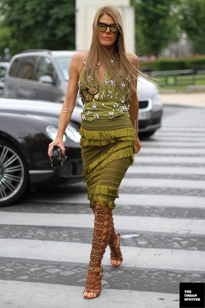 On The Street Anna Dello Russo 187 Theurbanspotter