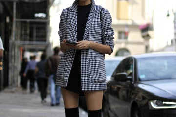 On the Street…..Rue Du Faubourg Saint Honore