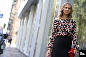On the Street…..Maria Kolosova