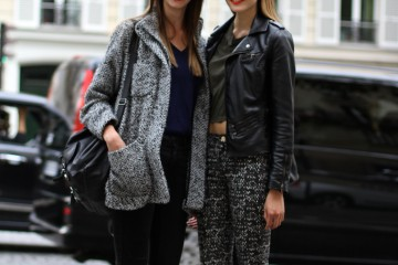 On the Street….All the Pretty Models