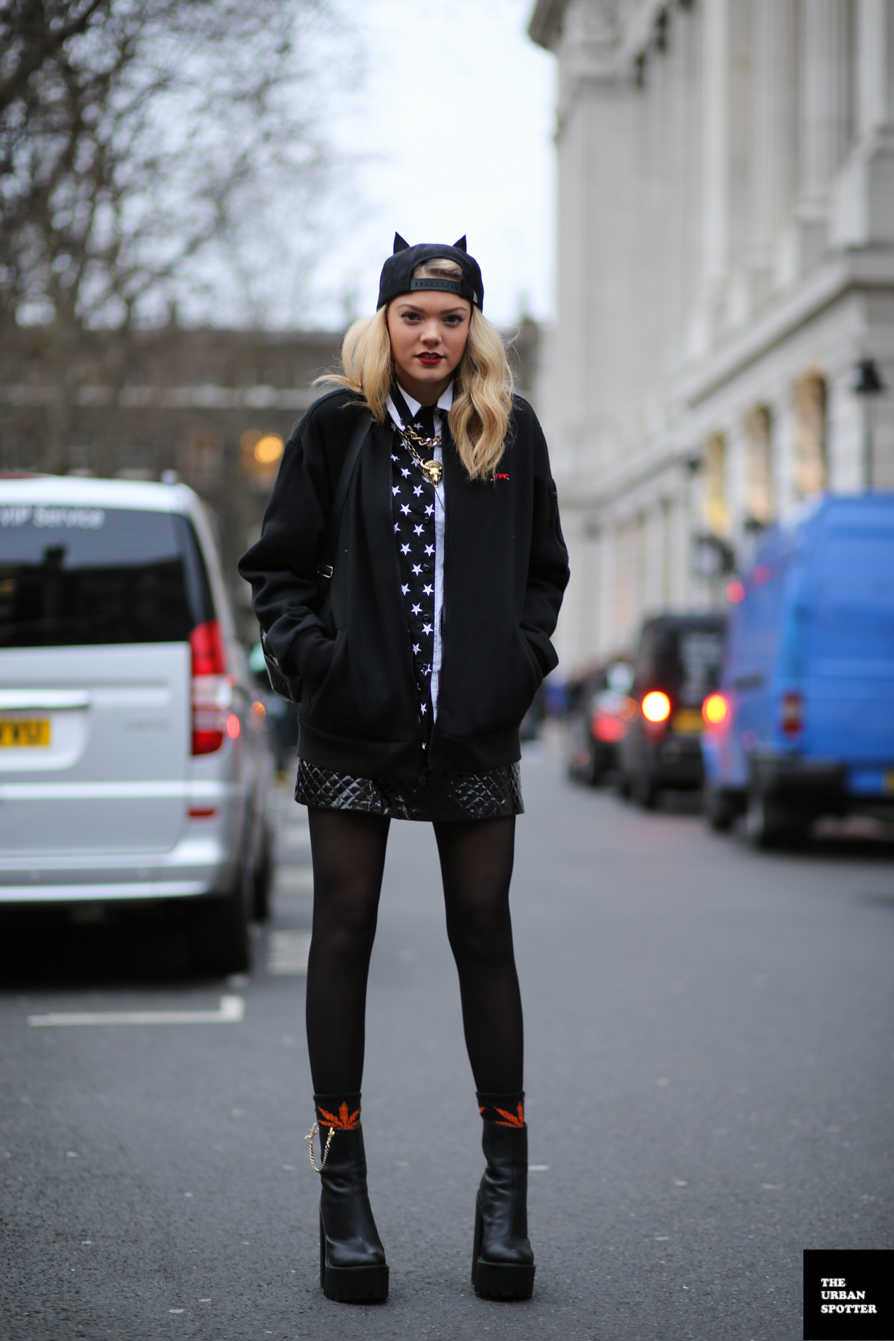 On the Street…..Becca Dudley » THEURBANSPOTTER